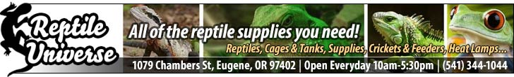 Reptiles and supplies